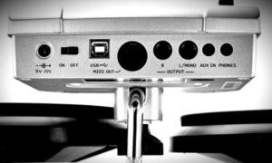 Millenium-MPS-150 E-Drum-Set Conexiones